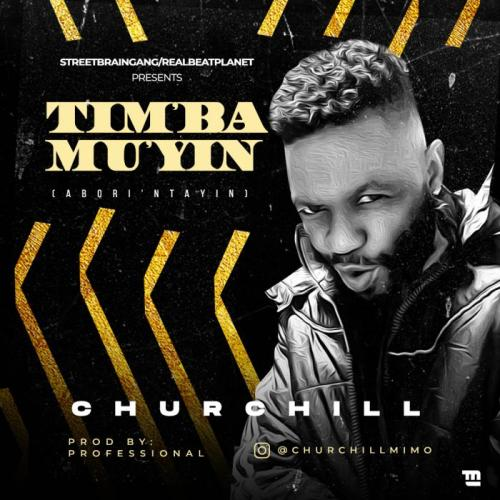 Churchill Timba Muyin