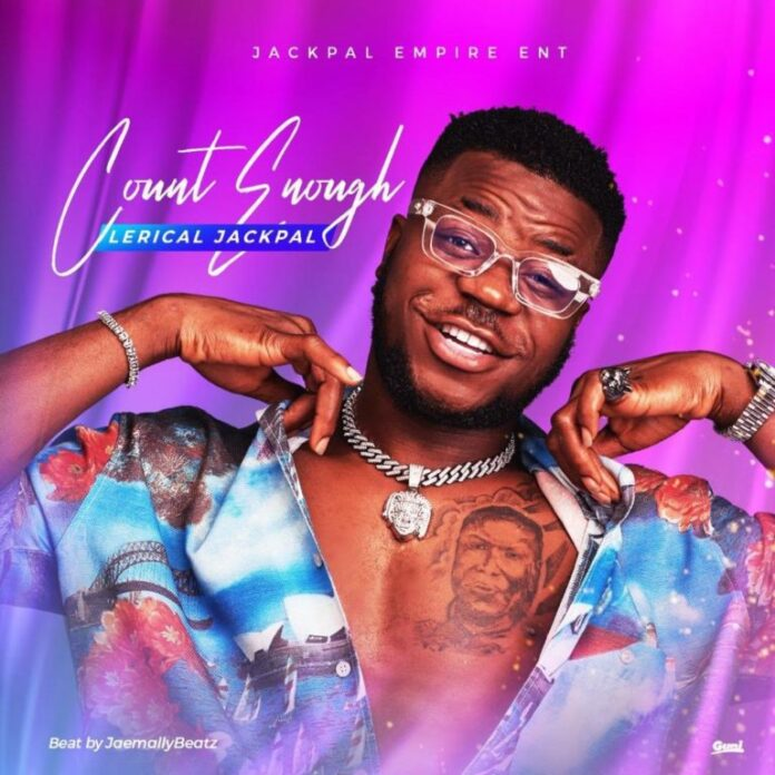 Lerical Jackpal – Count Enough