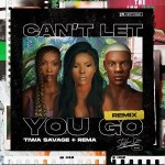 Stefflon Don Cant Let You Go Remix ft. Tiwa Savage Rema Mp3 Download