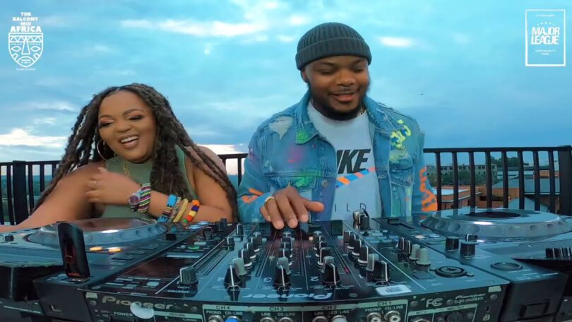 Amapiano Live Balcony Mix Africa – March 2021 S2 EP 8