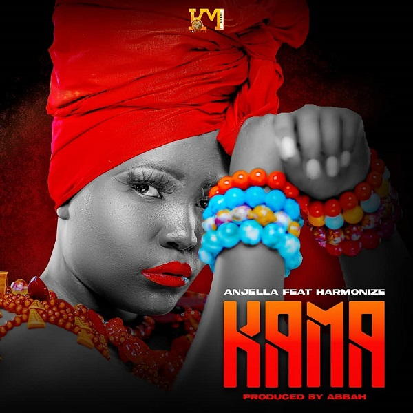 Anjella Kama ft Harmonize Mp3 Download