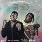 Godingold ft. Seyi Vibez My Way Remix Mp3 Download