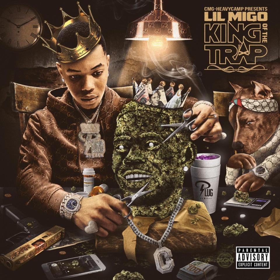 Lil Migo – Can't Go Back