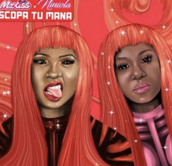 Mz Kiss Scopa Tu Mana ft. Niniola Mp3 Download