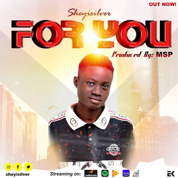 SheyiSilver – For You