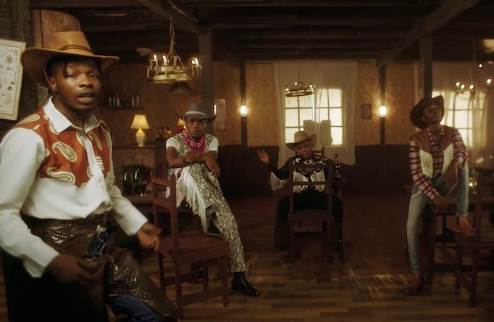 VIDEO: Lyta Ft. Zinoleesky, Emo Grae, Naira Marley – Are You Sure?