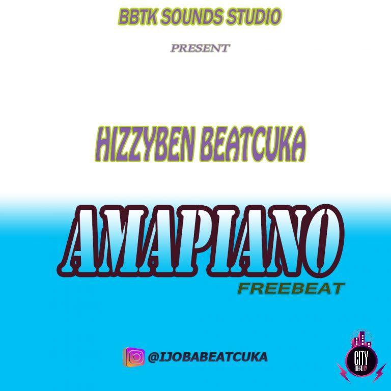 Hizzyben DBC Amapiano Instrumental mp3 download