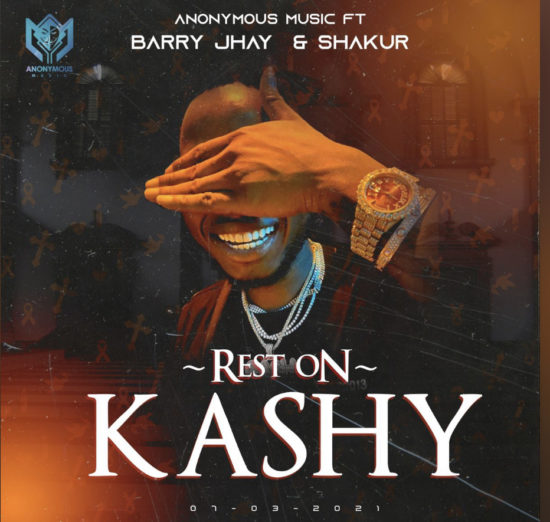 Anonymous Music Worldwide – Rest On Kashy ft. Barry Jhay Shakur