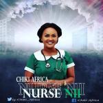 Chiki Africa Nurse Nii