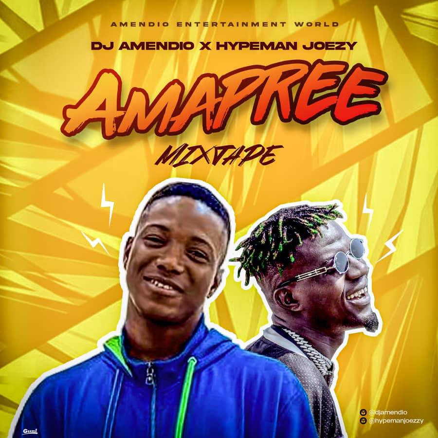 DJ Amendio X Hypeman Jozzy – Amapree Mix