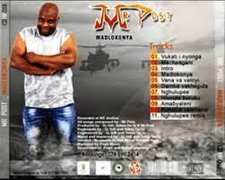 Mr post – Nghulupee
