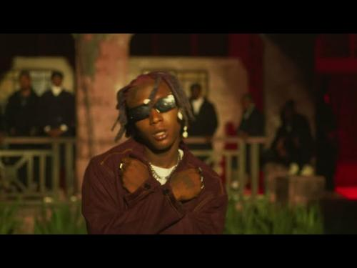 VIDEO Dangbana Republik Bella Shmurda World