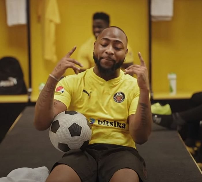 VIDEO: Davido Ft. CKay – La La