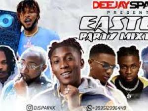 DJ Spark Nonstop Kilometre Afro MixTop Naija Marlians Hits Mixtape Mp3 Download