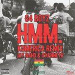 G4 Boyz Hmm Kumerica Remix Ft. Jay Bahd OKenneth mp3 download