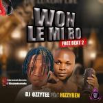 DJ Ozzytee ft. Hizzyben BeatCuKa Won Le Mi Bo Part 2 Instrumental mp3 download