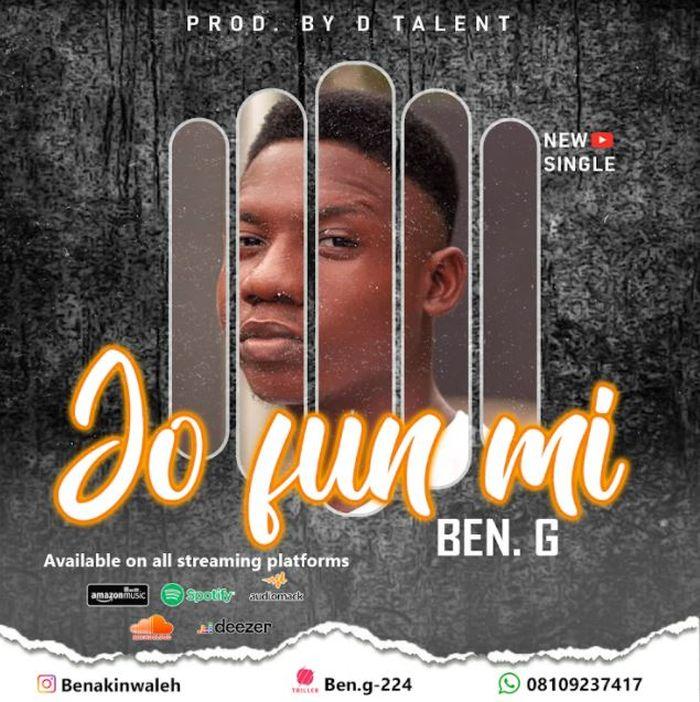 Ben. G Jo Fun Mi mp3 download