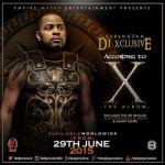 DJ Xclusive Oyoyo ft. Burna boy Mp3 Download