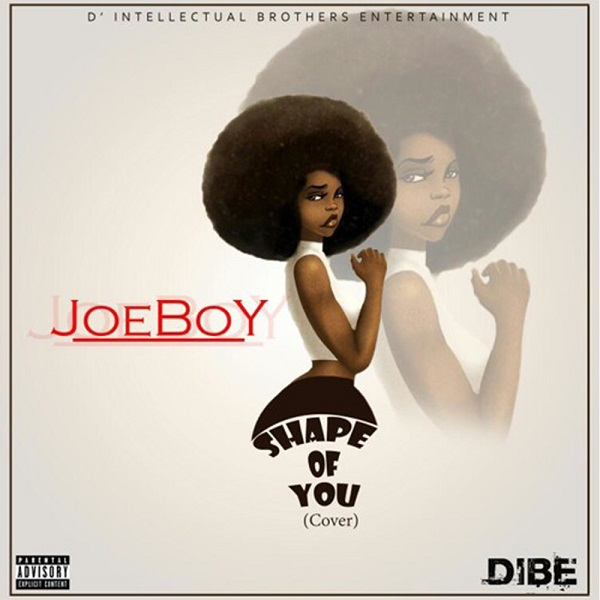 Joeboy Shape of You Cover mp3 download
