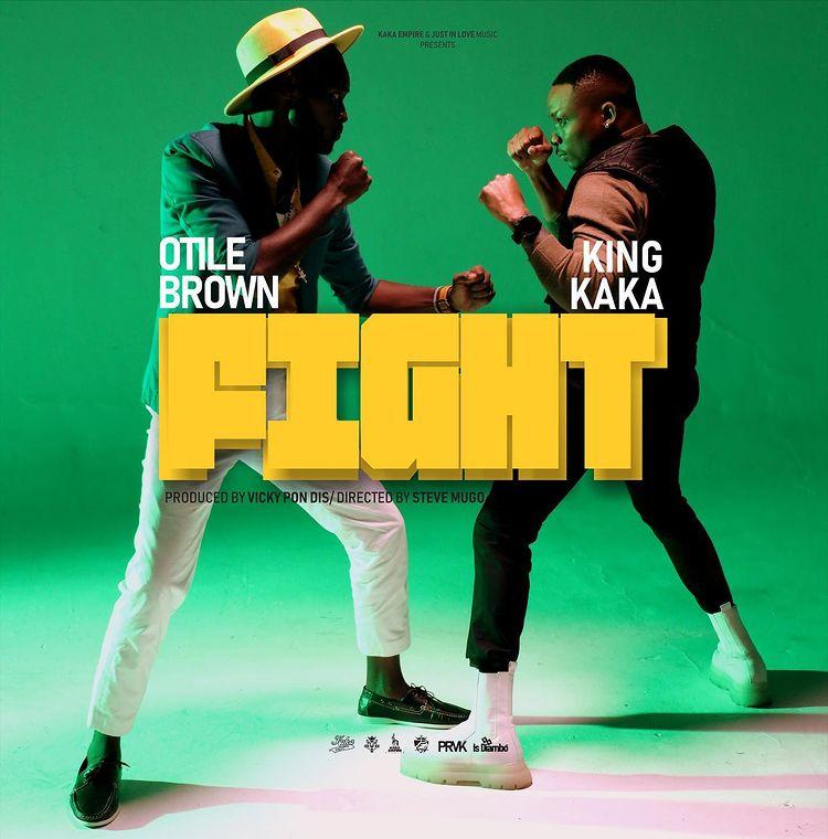 King Kaka x Otile Brown Fight mp3 download