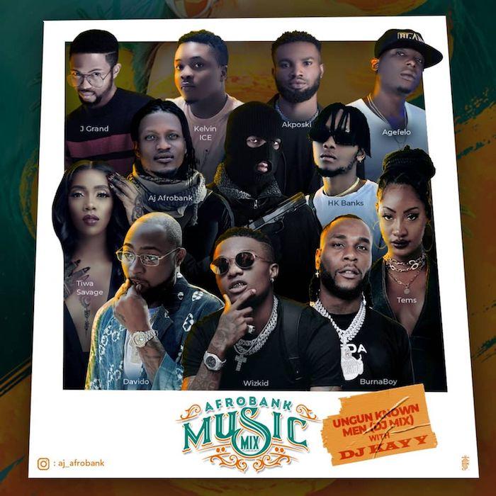 DJ Kay Y x Afrobank Music Ungun Knowmen Mix mp3 download