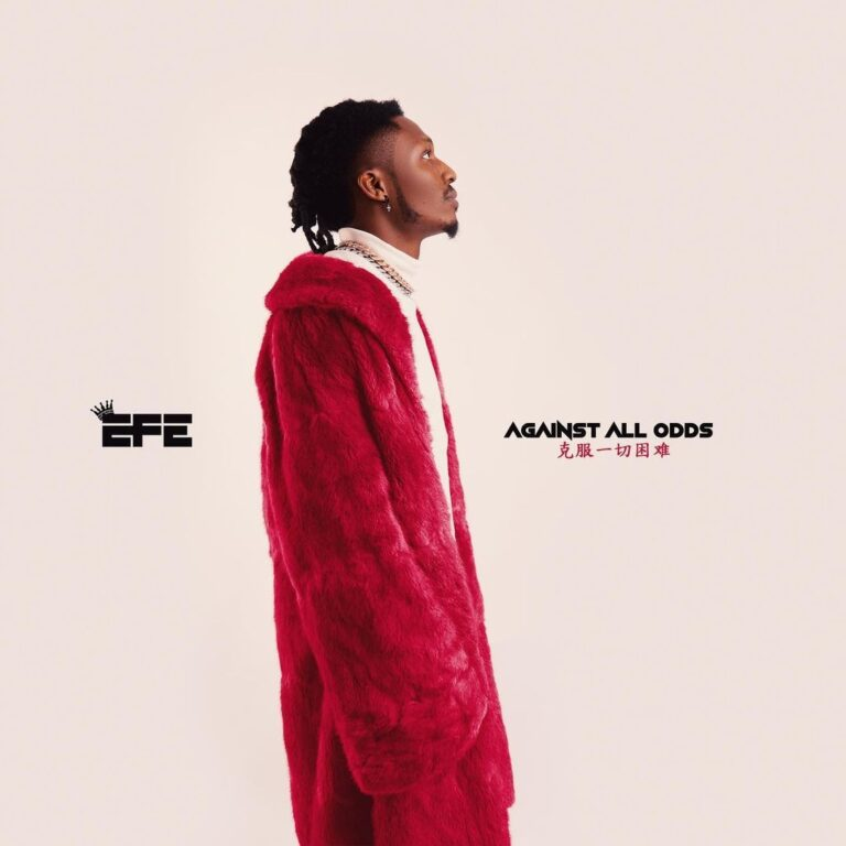 Efe Against All Odds Ft. Victor Thompson Mp3 Download