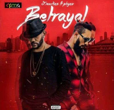 J. Martins – Betrayal ft. Phyno Mp3 Download