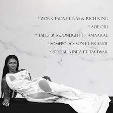 Tiwa Savage Water & Garri EP(Album) Mp3 Download