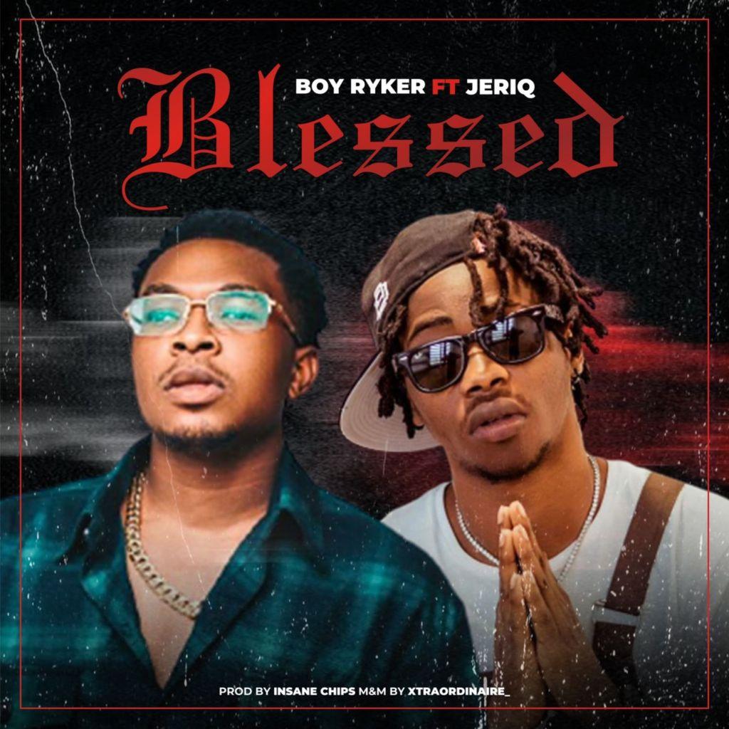 Boy Ryker Blessed Ft. JeriQ Mp3 Download