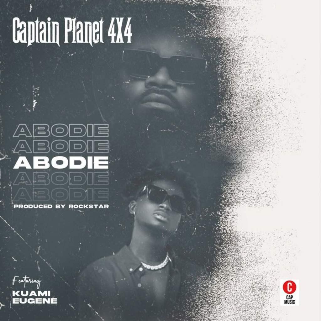 Captain Planet 4×4 Abodie Ft. Kuami Eugene mp3 download
