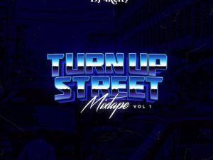 DJ 4kerty Turn Up Street Mixtape Vol 1 mp3 download