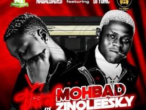 Naijaloaded Ft. DJ Yomc Best of Mohbad Vs Zinoleesky Mix mp3 download
