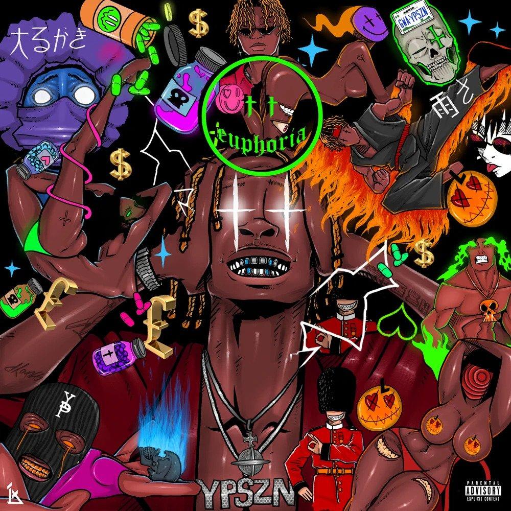 PsychoYP 6 Feet Deep ft. Alpha P, PatricKxxLee Mp3 download