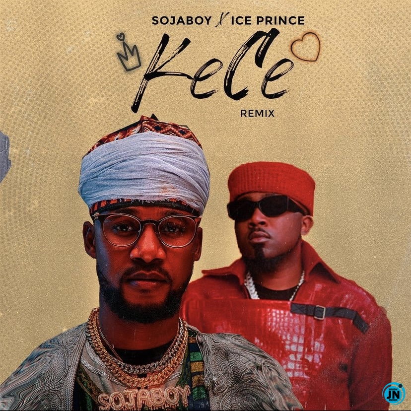 Sojaboy Kece (Remix) ft. Ice Prince mp3 download