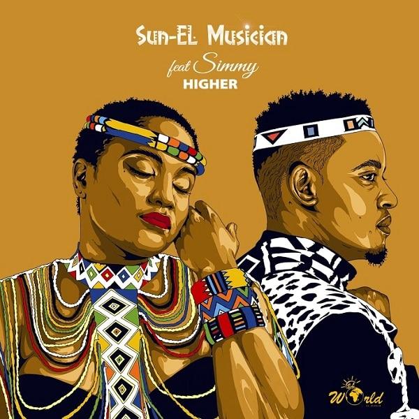 Sun-EL Musician Higher ft. Simmy mp3 download