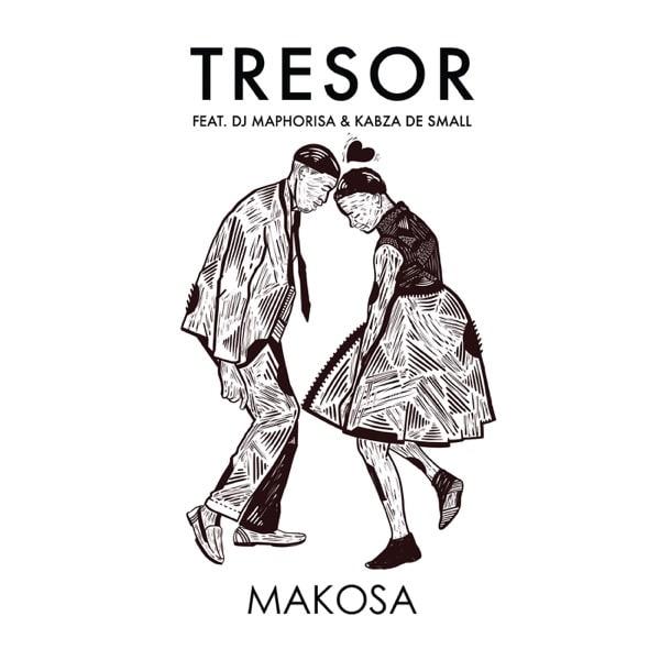 TRESOR Makosa ft. DJ Maphorisa, Kabza De Small Mp3 Download