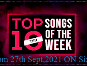 Top 10 Songs This Week From 27th Sept,2021