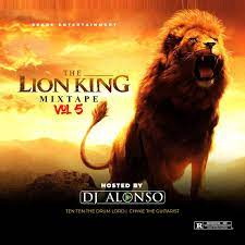DJ Alonso Ft Ten Ten The Drummer And Chyke The Guitarist The Lion King Mix Vol 5 Mp3 Download