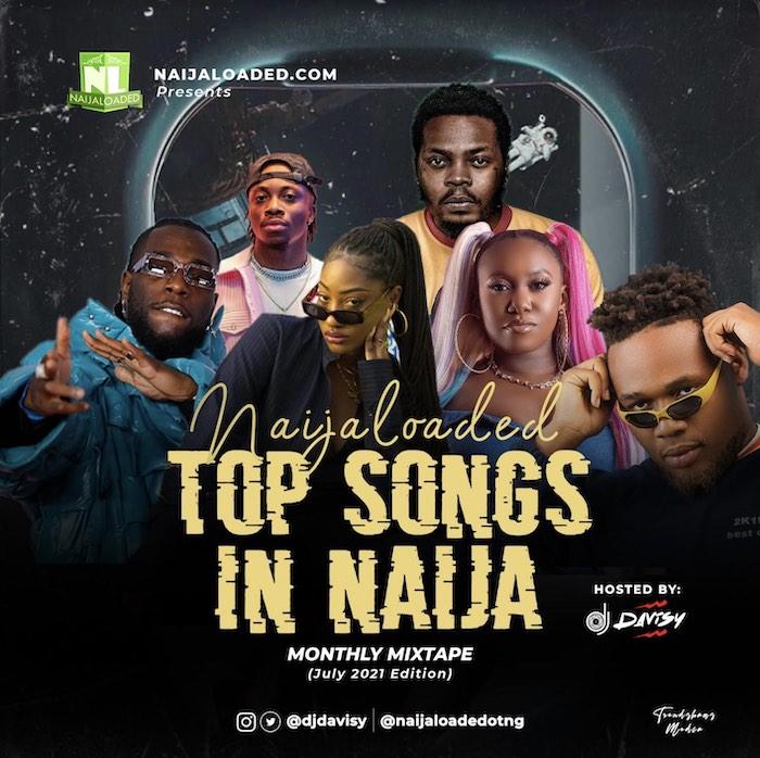 DJ Davisy Naijaloaded Top Songs In Naija Mix (September 2021 Edition) mp3 download
