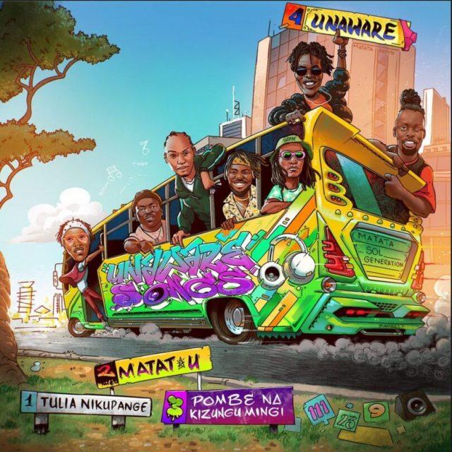 Matata Unaware Ft Nviiri The Story & Bensoul mp3 download