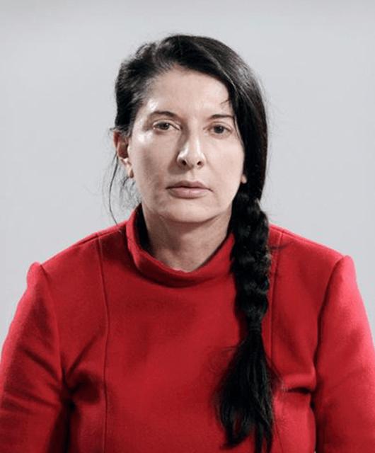 Marina Abramovic (Source: WeAreOCA)