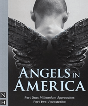 """Angels in America"" by Tony Kushner (Source: Amazon)"
