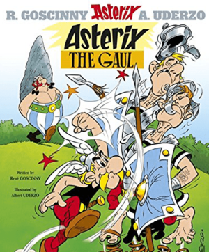 Asterix the Gaul (Source: Amazon)