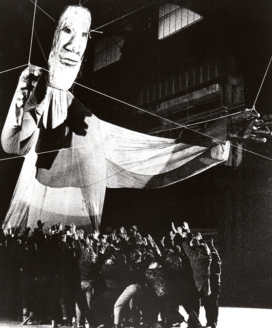 Bread and Puppet Theater (Source: Bread and Puppet Theater)