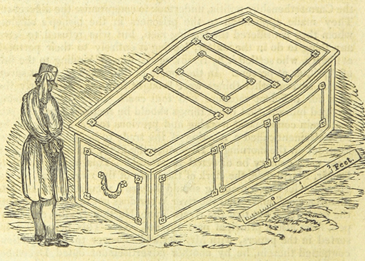Coffin (Source: The British Library/Flickr)