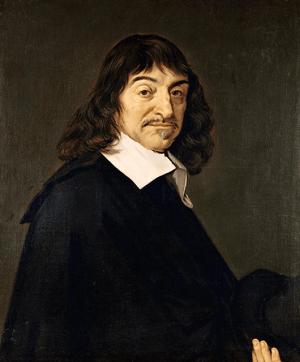 René Descartes (Source: Wikimedia Commons)