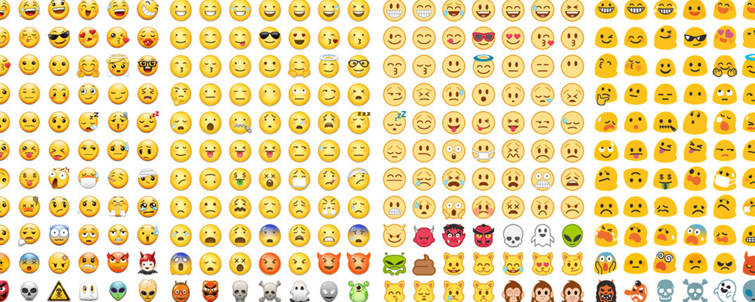 How emojis are rendered across various Android devices (Source: Android Central)