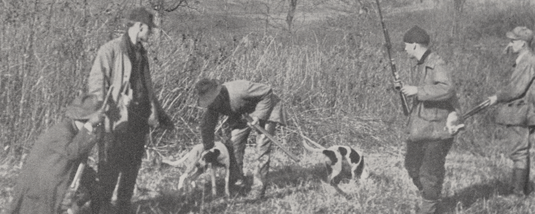 Hunting (Source: Source: UA Archives/Flickr)