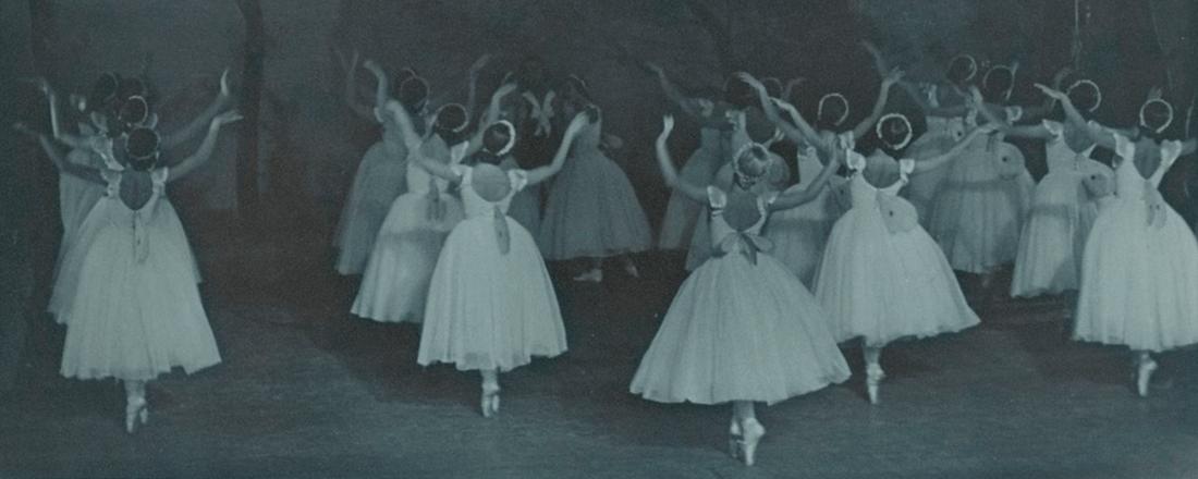 "Ballet Russes' ""Les Sylphides"" (Source: National Library of Australia/Flickr)"