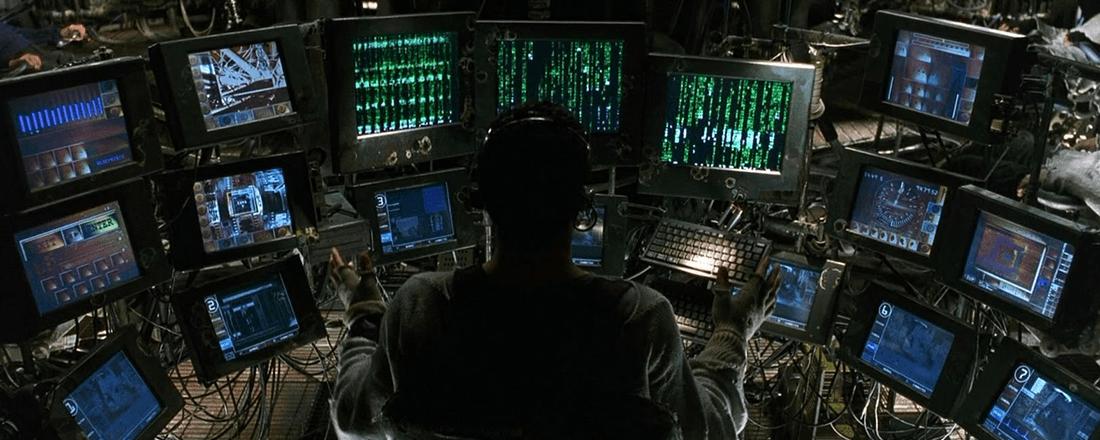 The Matrix (Source: Jhinnel/Blogspot)